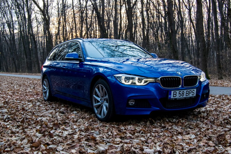 2015 Bmw 320d Xdrive Touring Test Drive
