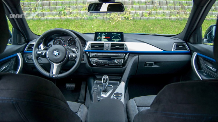 2015 BMW 320d xDrive Touring test drive 38 750x422