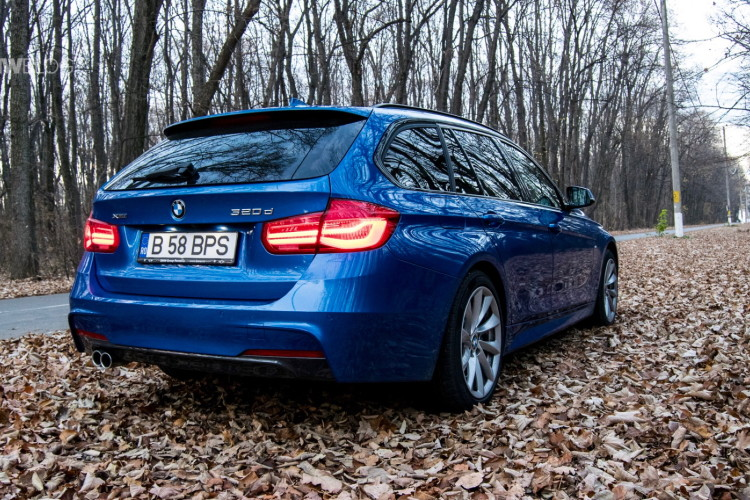 2015 BMW 320d xDrive Touring test drive 6 750x500