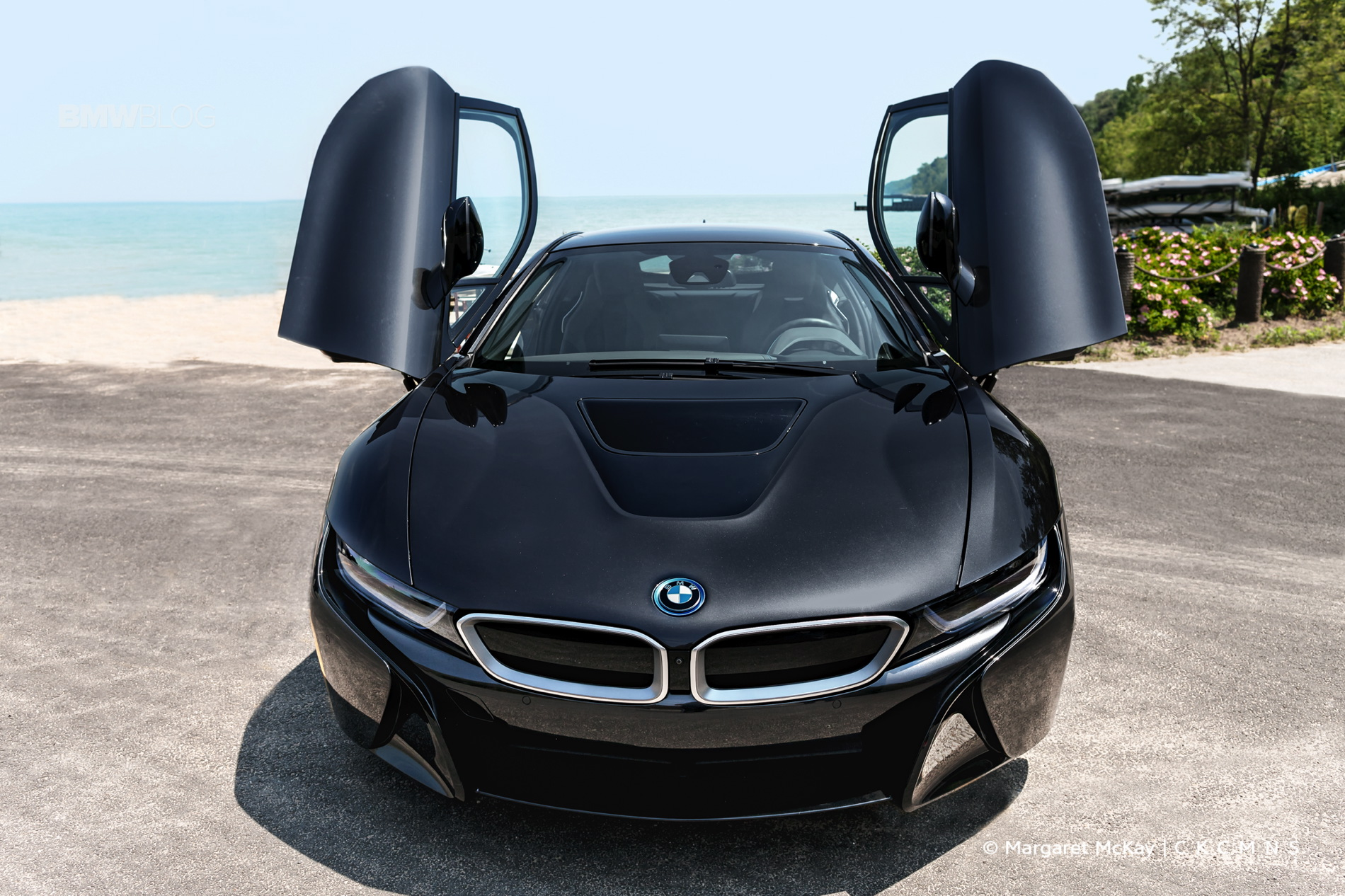 Bmw I8 Video Review Is This The Iphone Car
