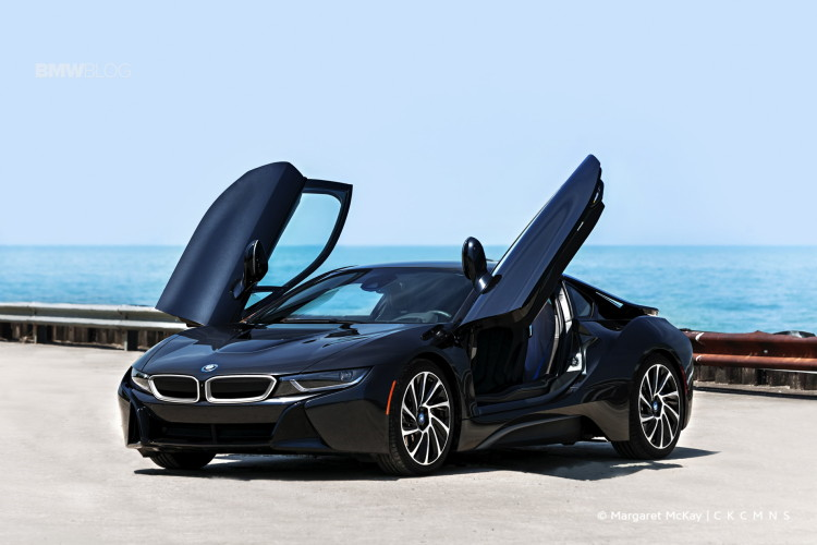 Bmw Spain Sells An I8 Thanks To The Bmw I Virtual Tour