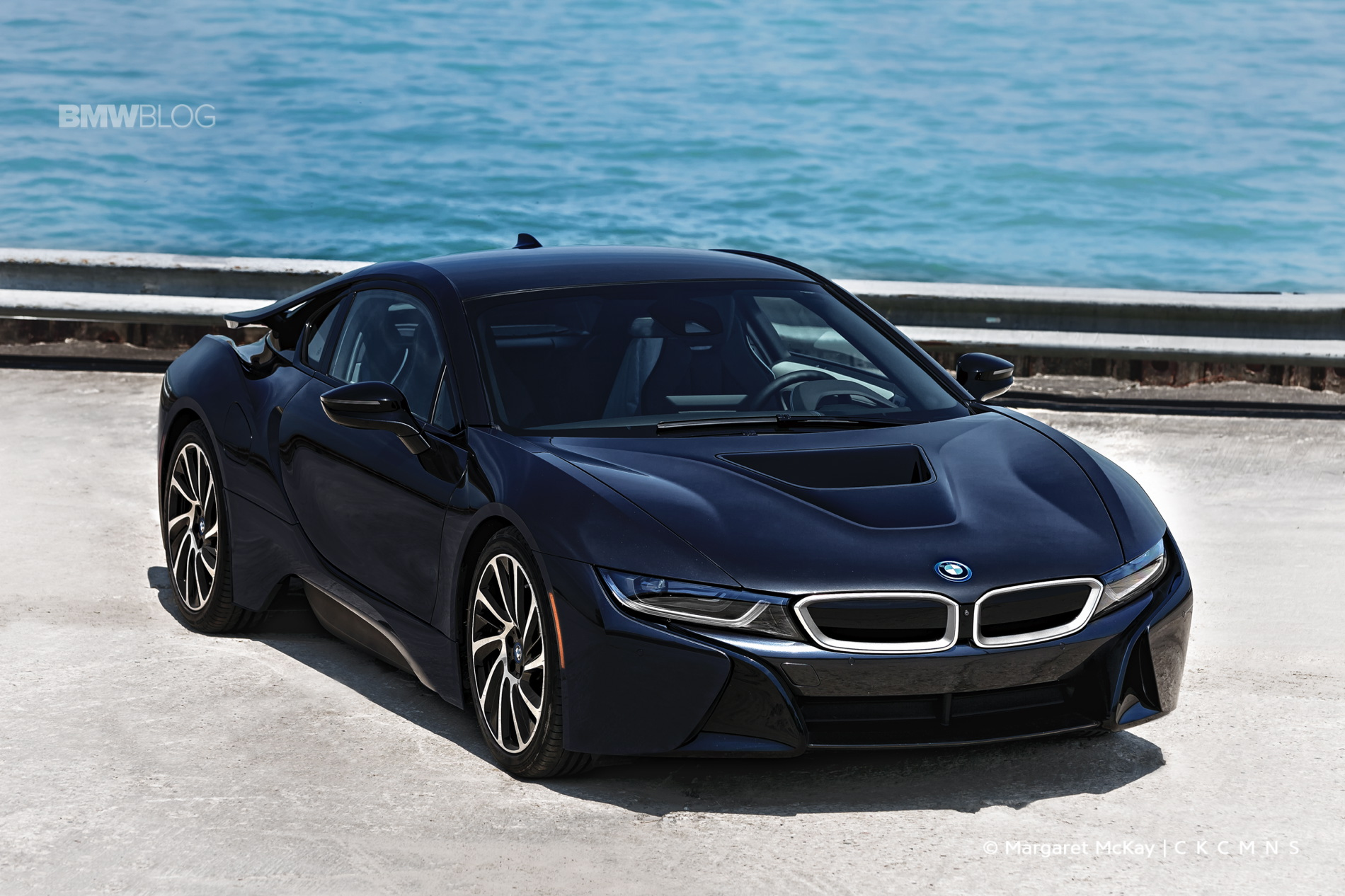 Bmw European Delivery >> 2015 BMW i8 Full Test Drive and Review - VIDEO
