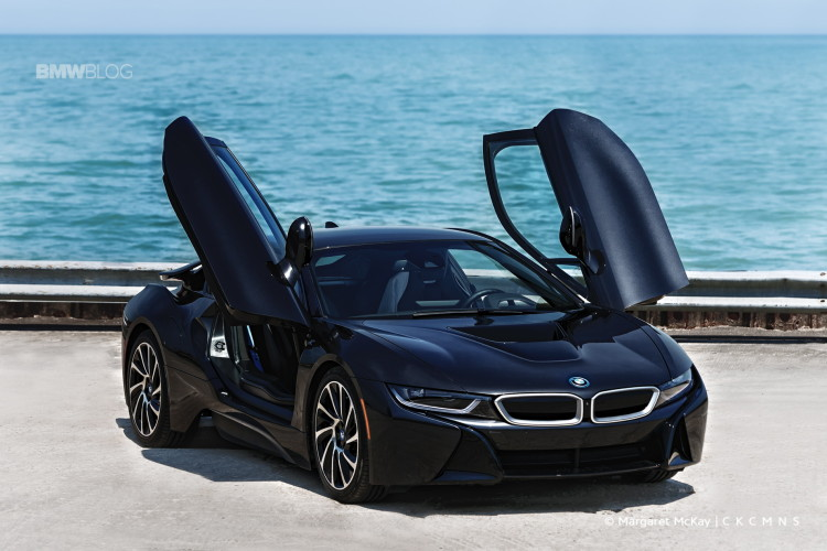 & BMW i3 BMW i8 and the Tesla Model X - The Different Type Of Doors