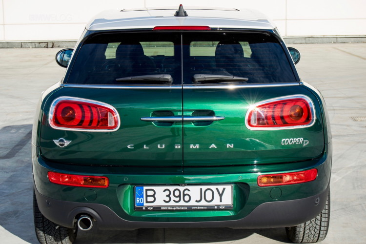 2015 MINI Clubman test drive 17 750x500