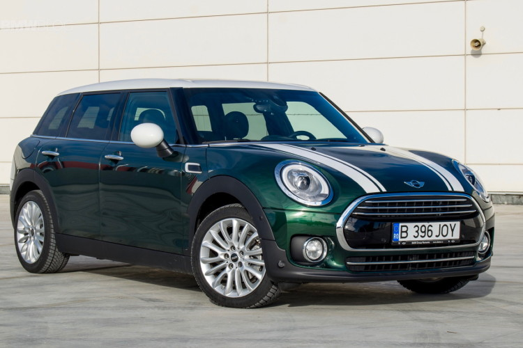 First Drive 2016 Mini Cooper D Clubman