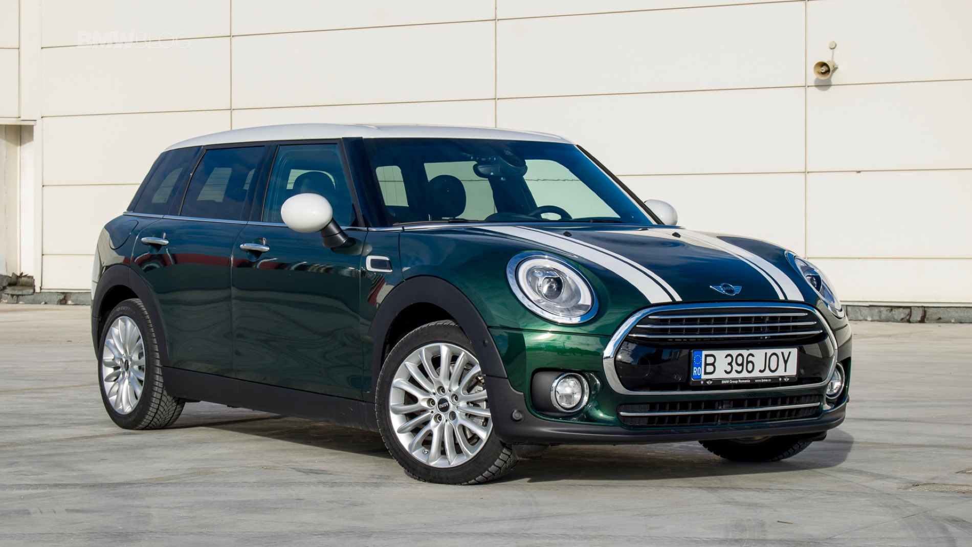 2015 MINI Clubman test drive 26