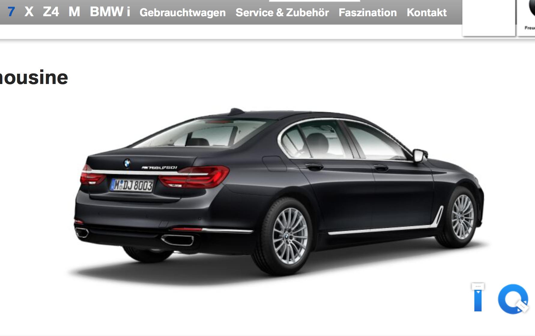 2016 BMW M760Li 2