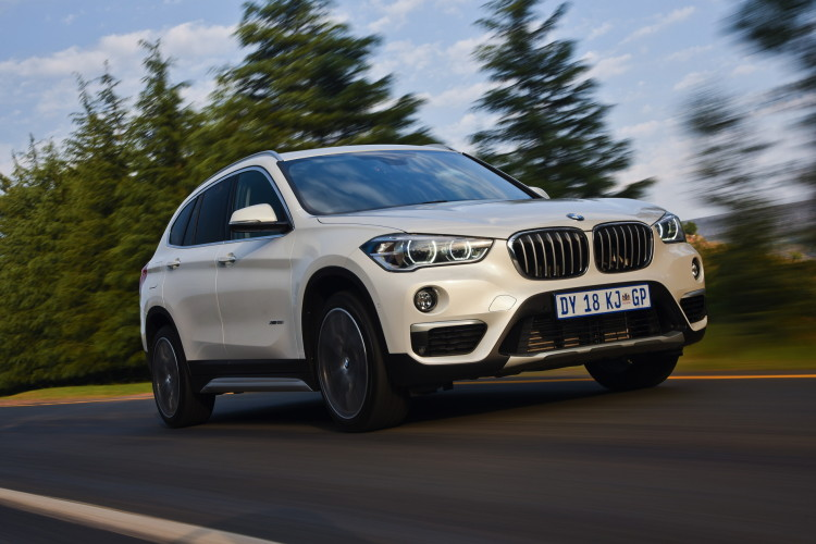 2016 BMW X1 South Africa 100 750x500