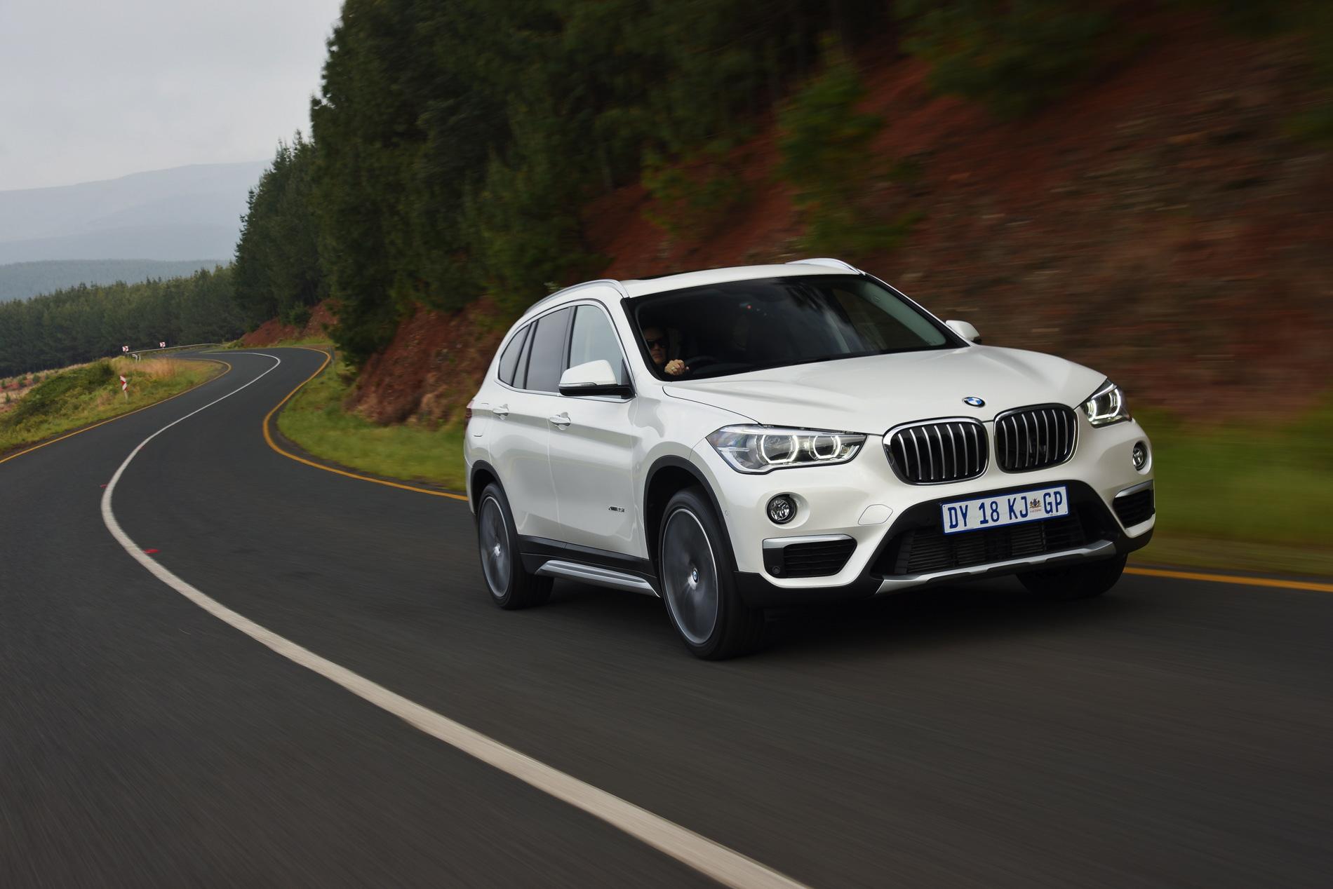 2016 BMW X1 South Africa 112