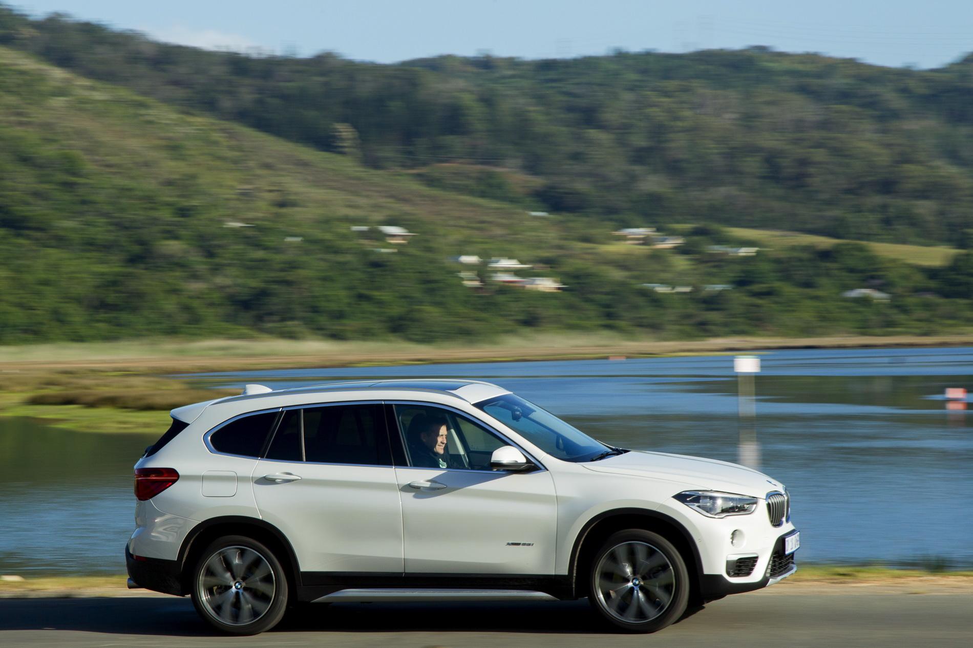 2016 BMW X1 South Africa 172
