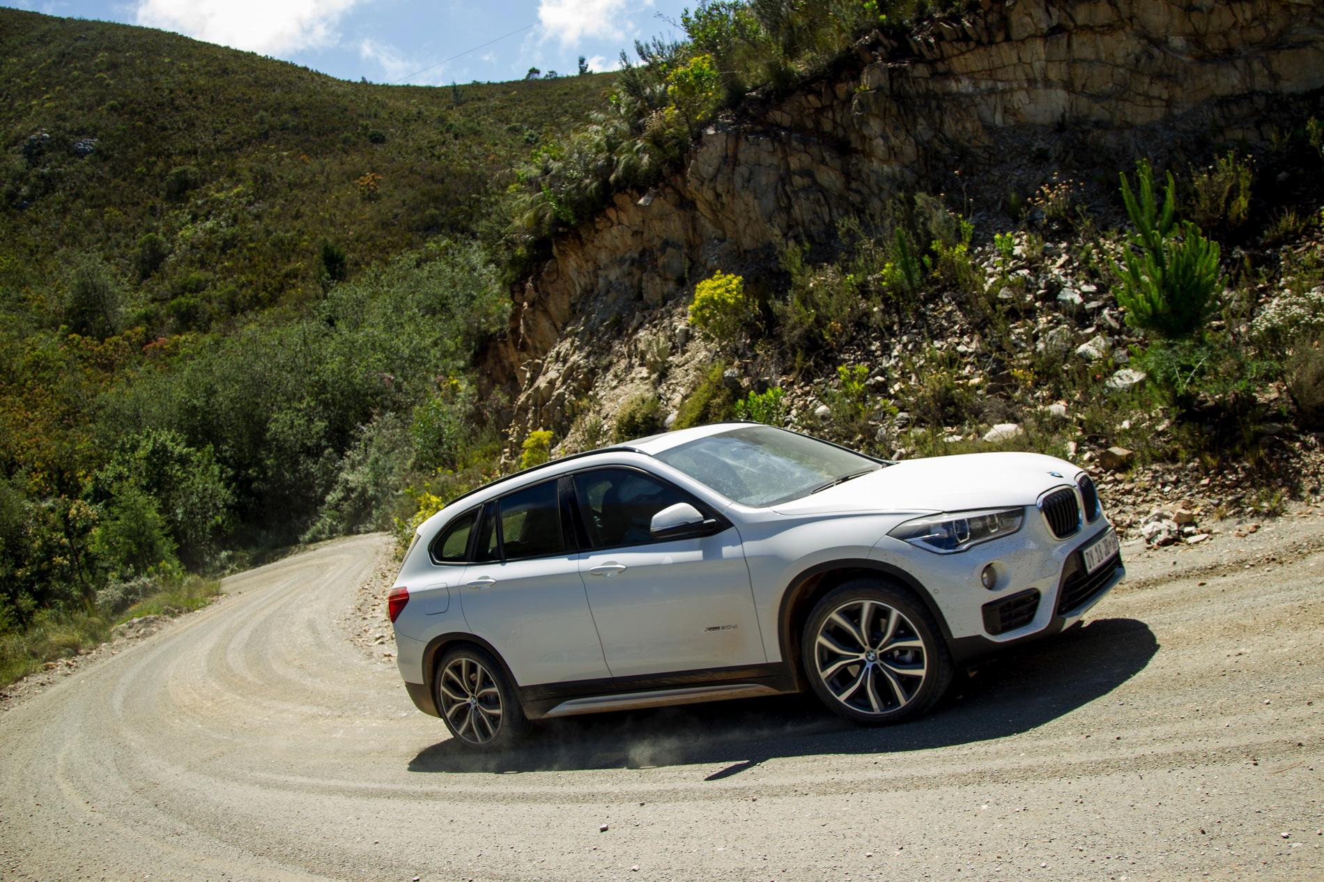 2016 BMW X1 South Africa 191