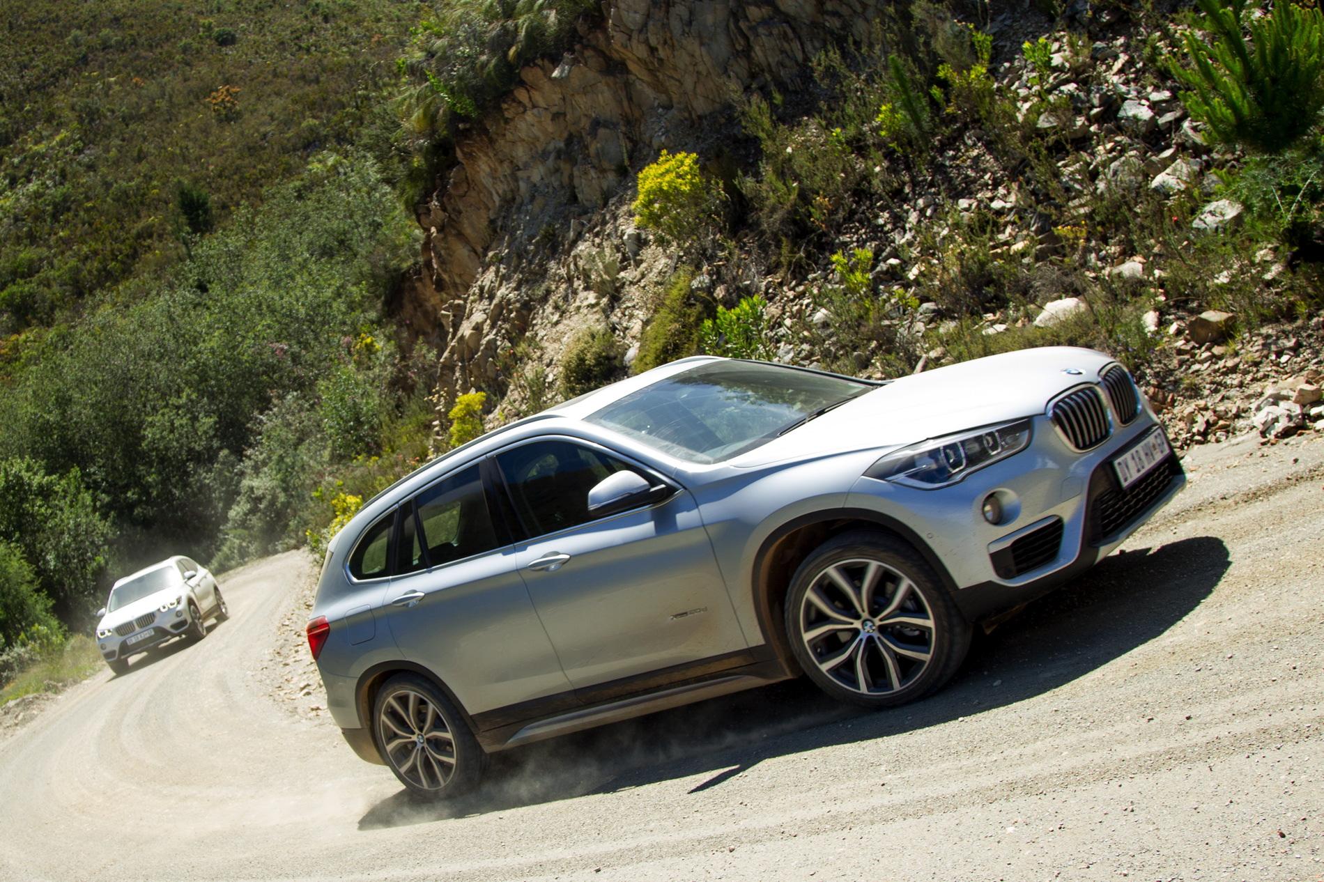 2016 BMW X1 South Africa 193