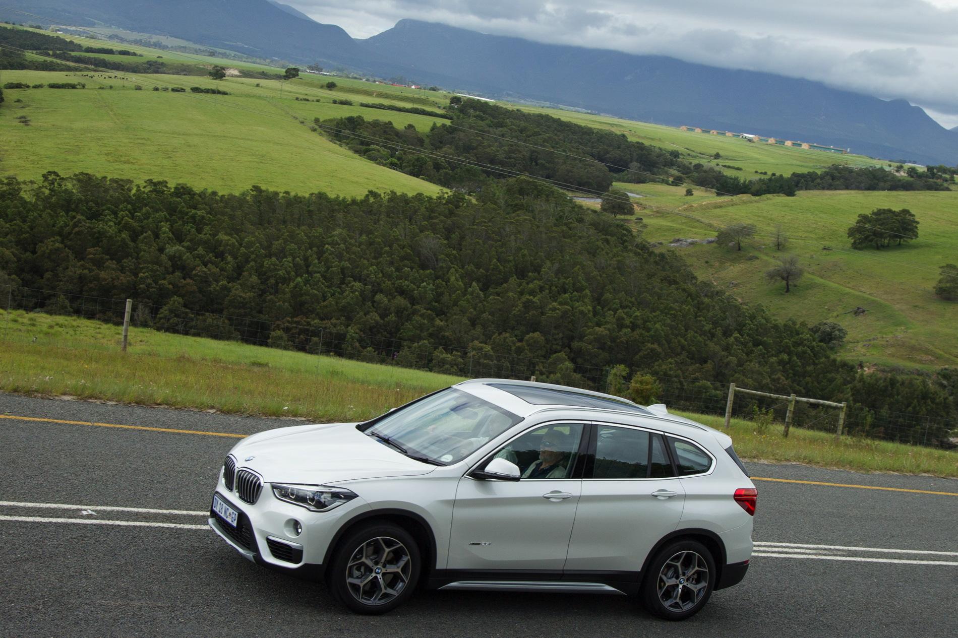 2016 BMW X1 South Africa 208