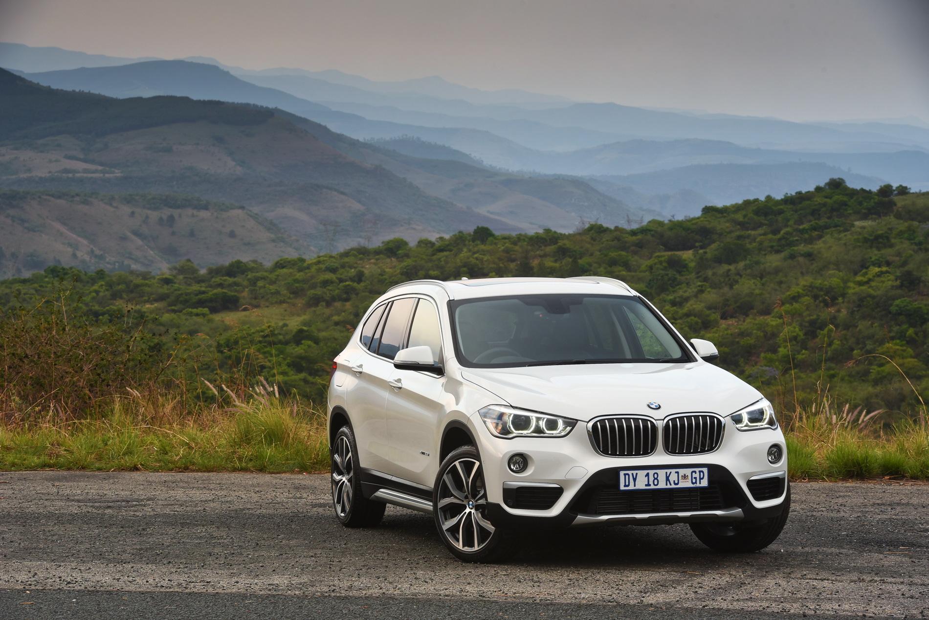 2016 BMW X1 South Africa 26