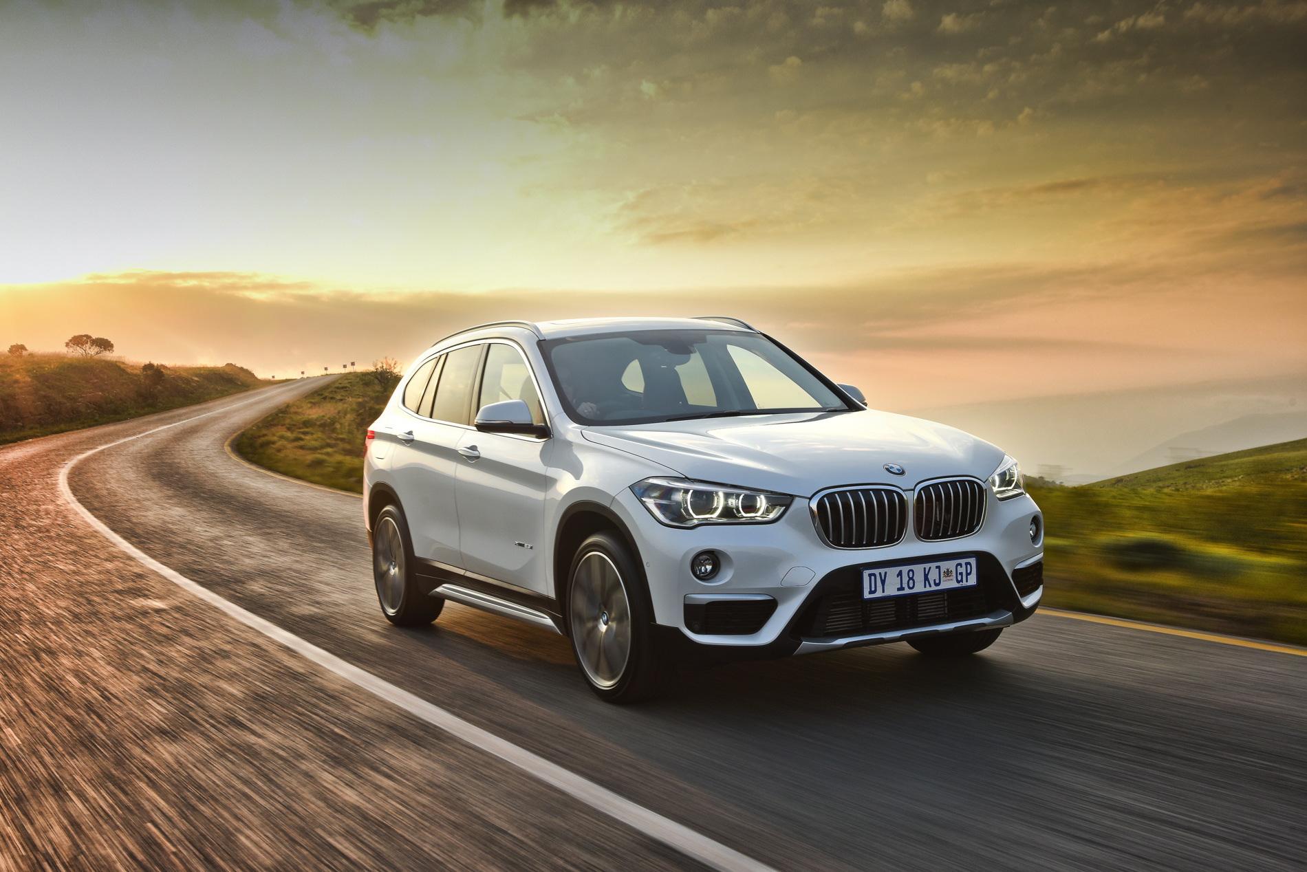 2016 BMW X1 South Africa 55