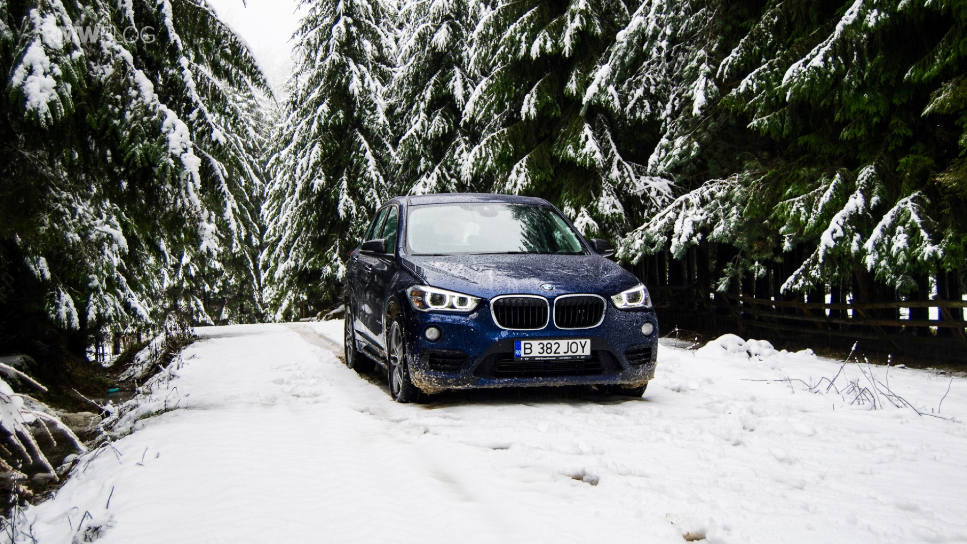 2016 bmw x1 xdrive20d test drive 3