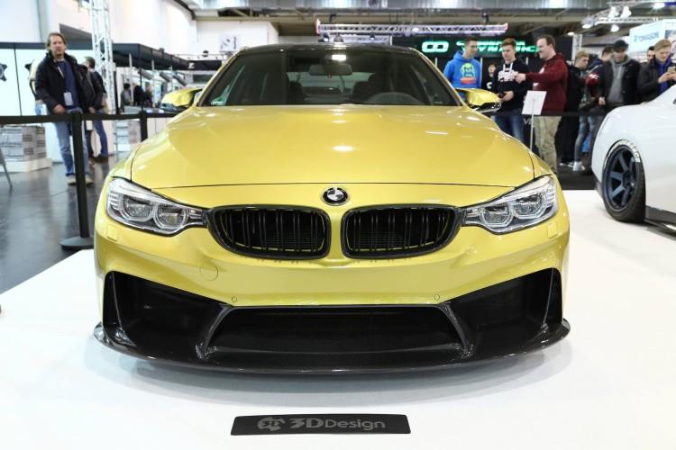 3D Design BMW M4 Tuning Carbon Essen 2015 02 750x500