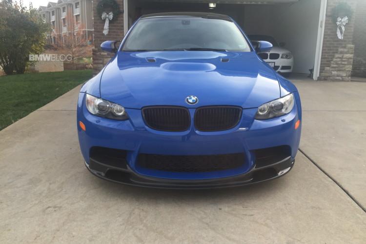 BMW E92 M3 Santorini Blue DINAN 11 750x500