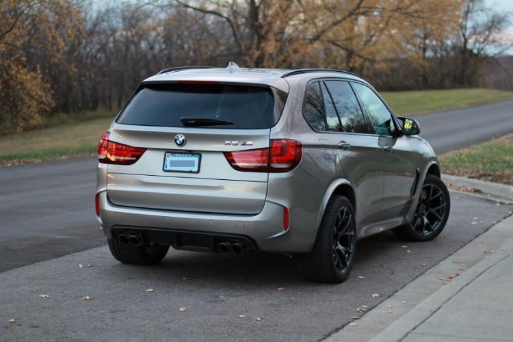 BMW F85 X5M F86 X6M Carbon Fiber Diffuser 4 750x500