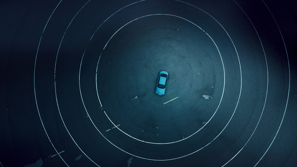 BMW M2 skidpad