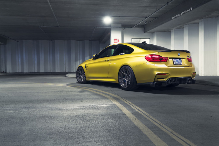 This Bmw M4 Goes 1079 At 133mph In The Quarter Mile