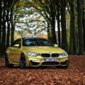 BMW M4 Austin Yellow photoshoot 15 120x120