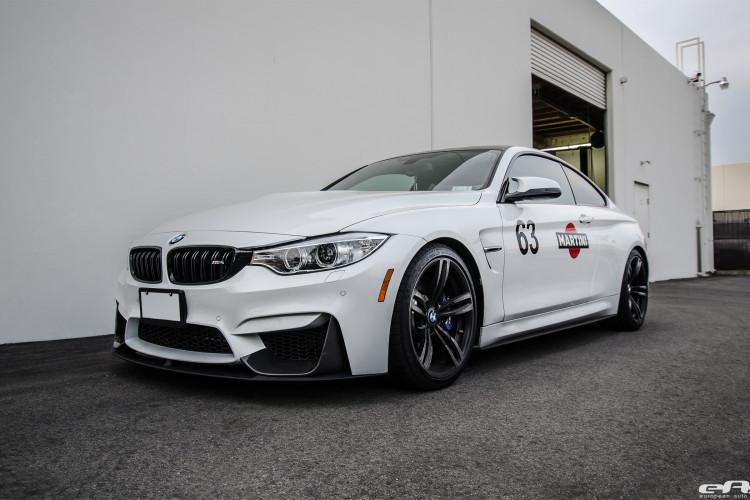 BMW M4 Mineral White EAS 2 750x500