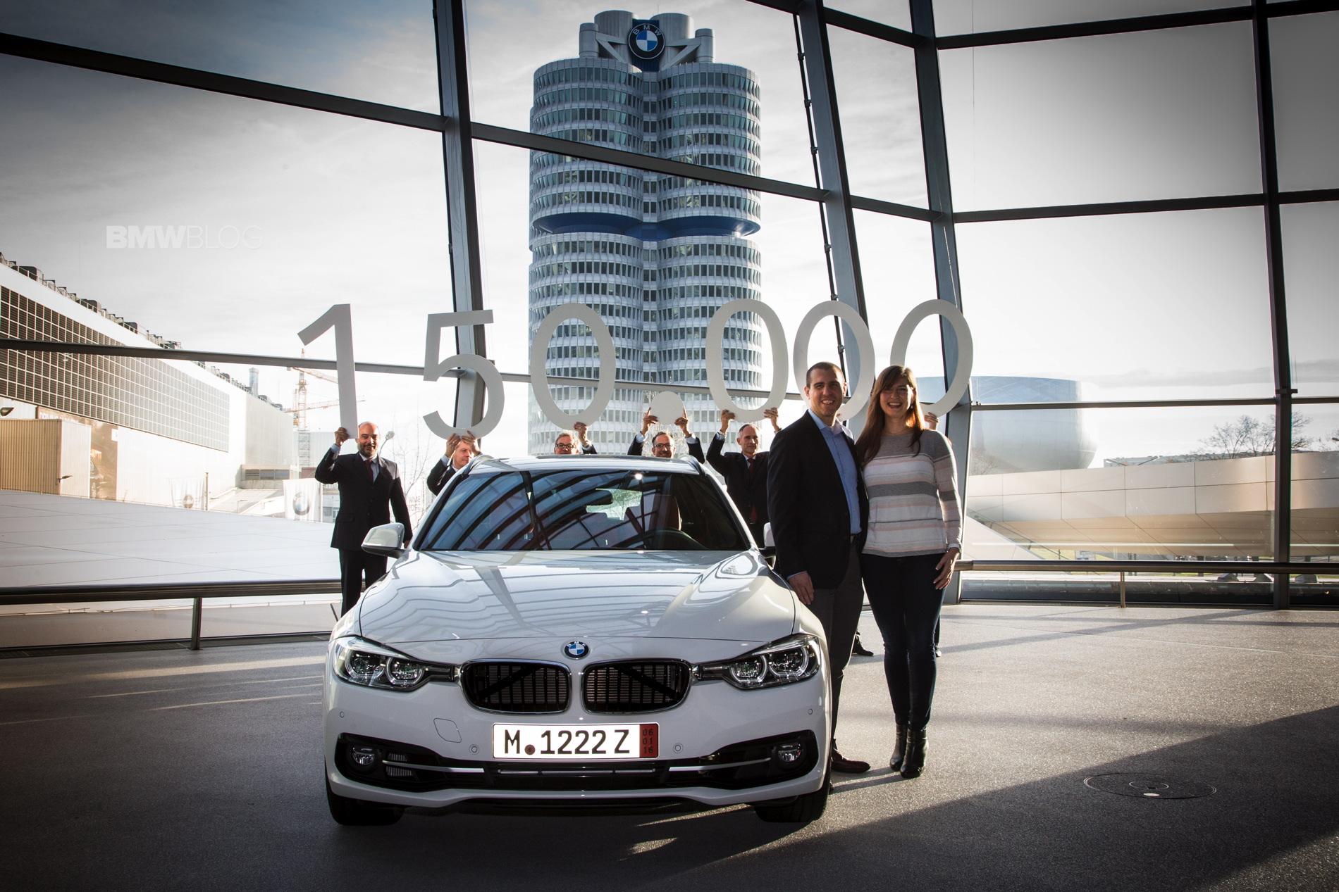 BMW Welt 150000 cars 1