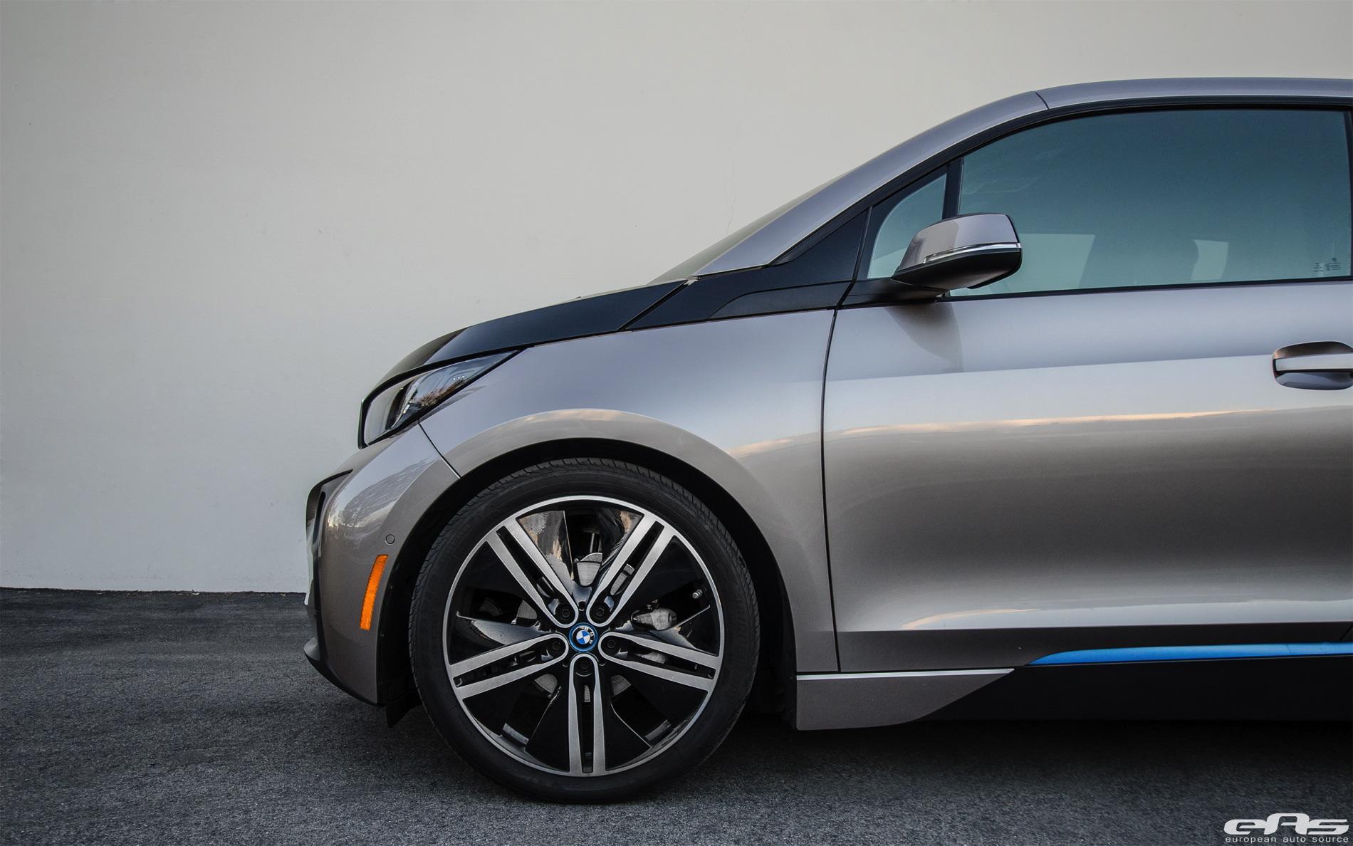 BMW i3 HR springs 7