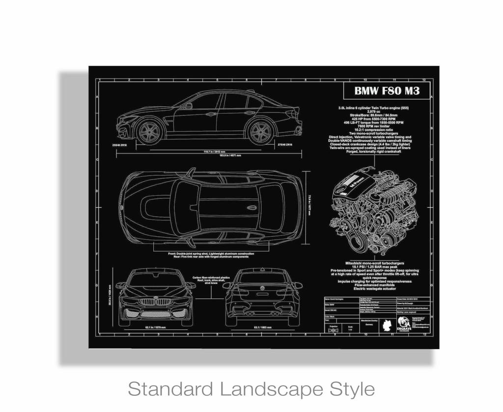 BMW M3 Sedan F80 SLS 2014 1024x1024