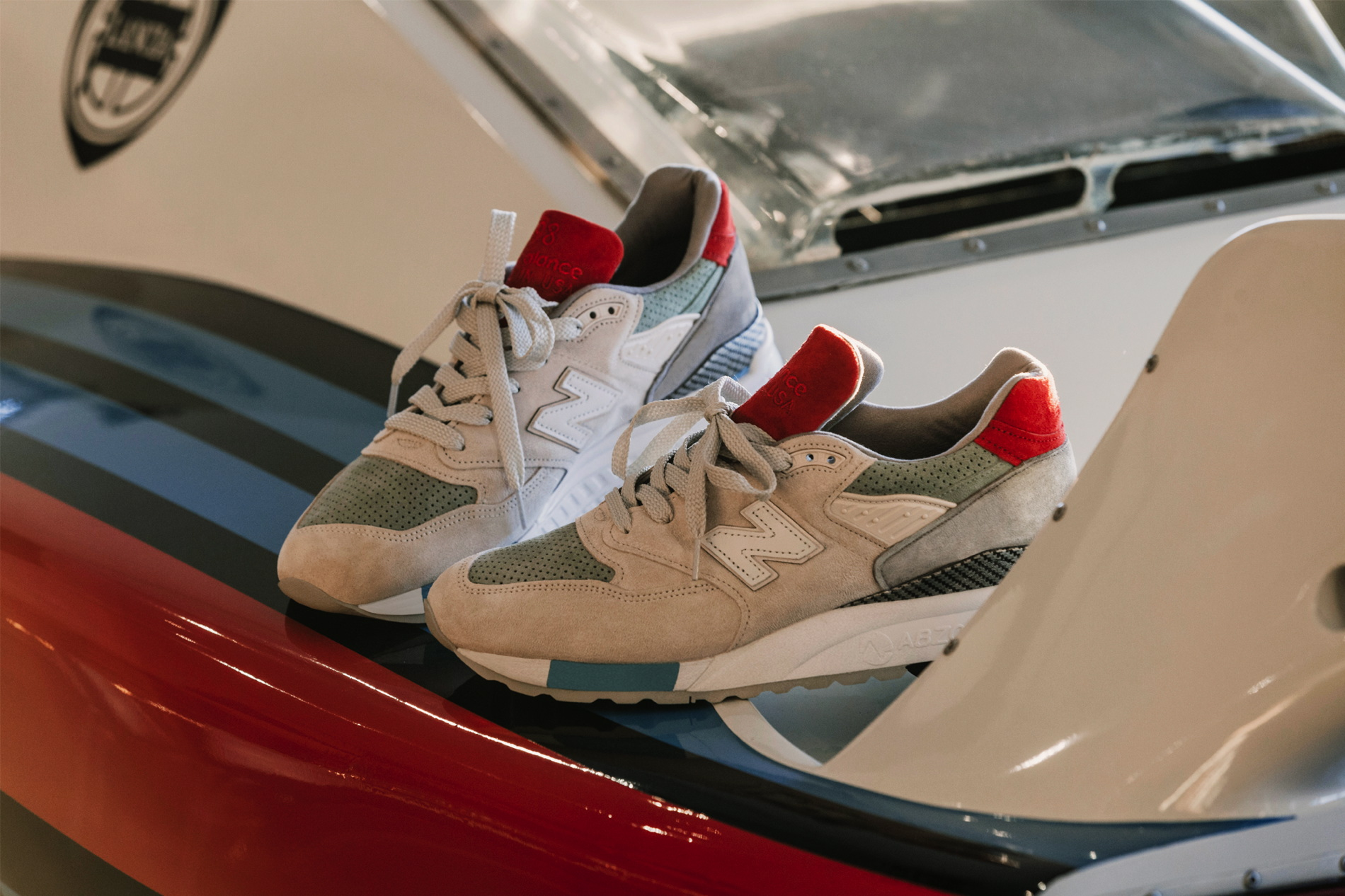 Cool Shoes Concepts X New Balance Grand Tourer