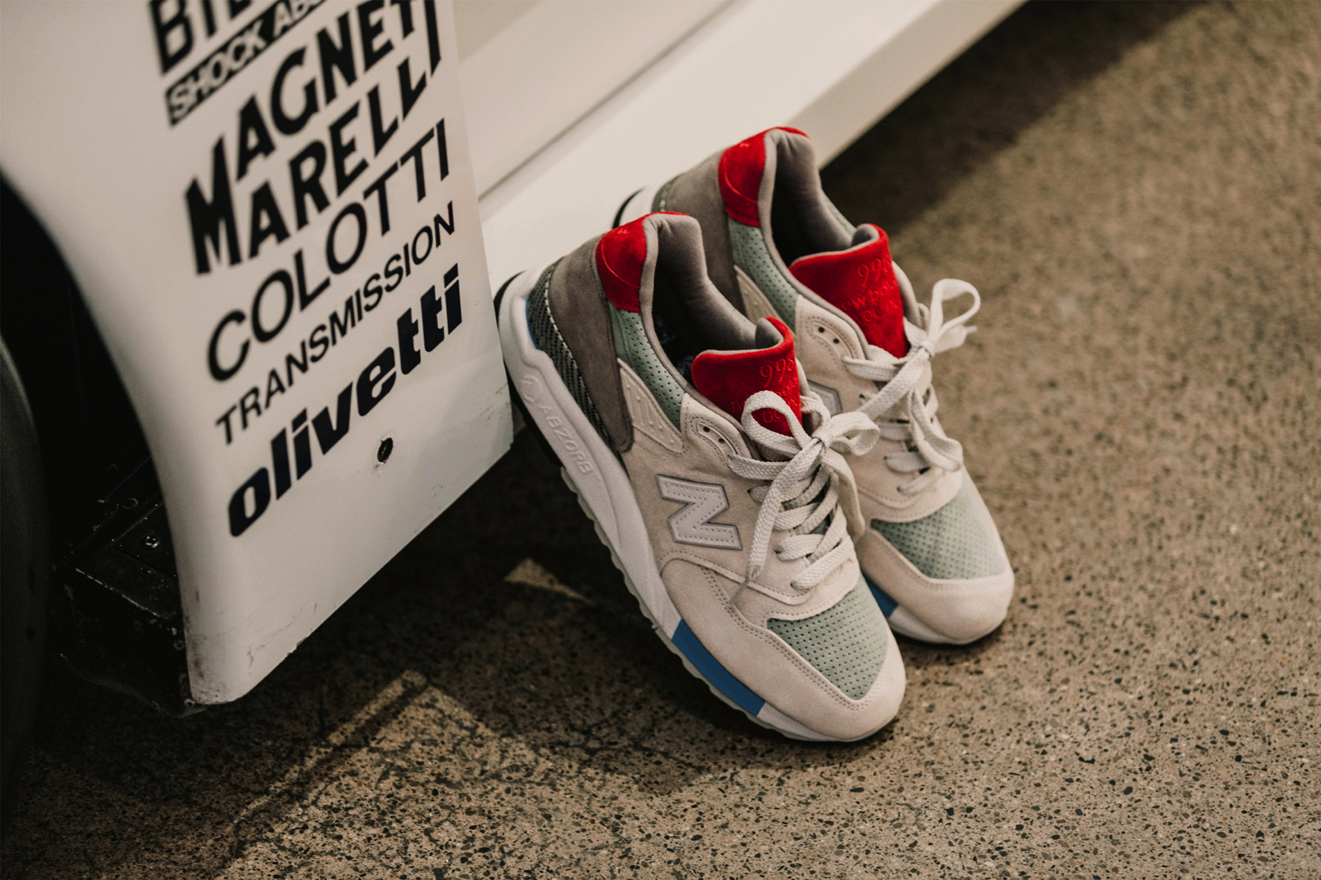 Concepts x New Balance Releases Grand Tourer 7
