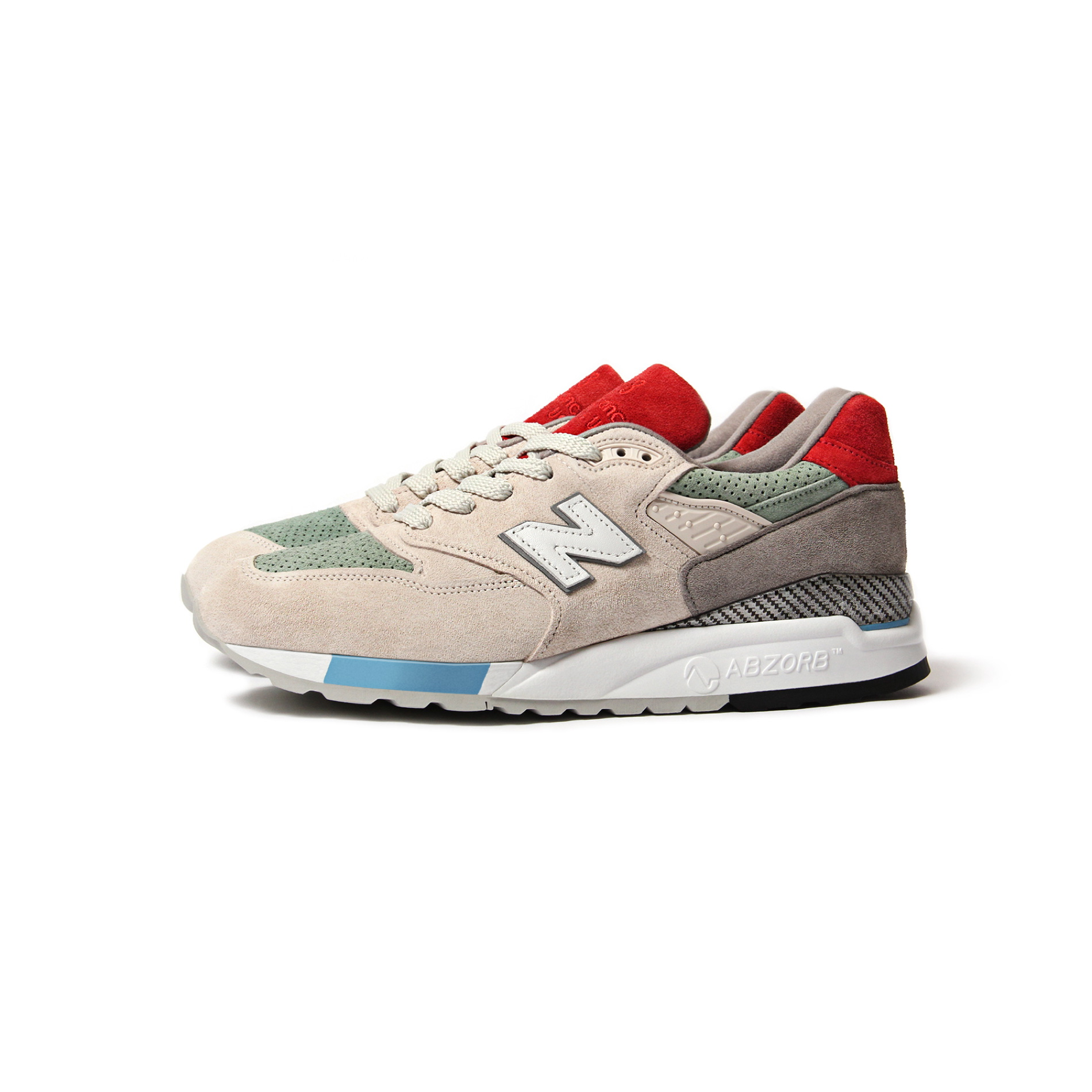 Cool shoes: Concepts x New Balance
