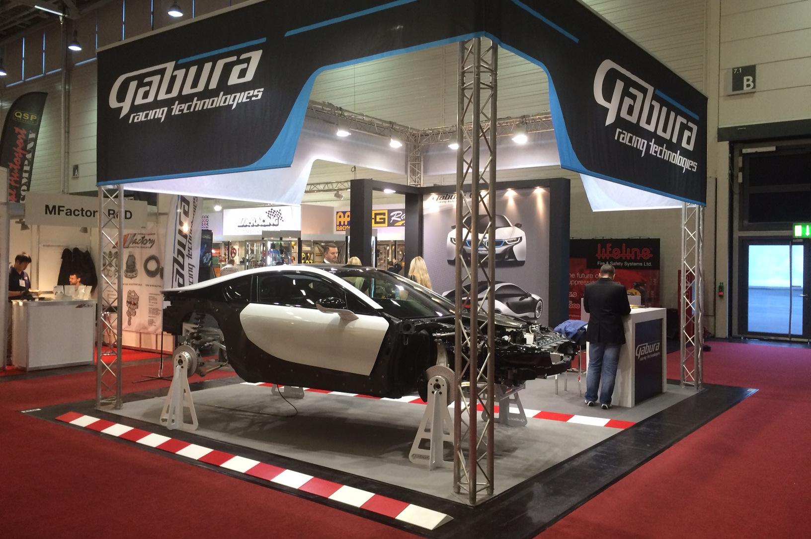 Gabura GRT V8i based on the BMW i8 priced at around 750,000 euros