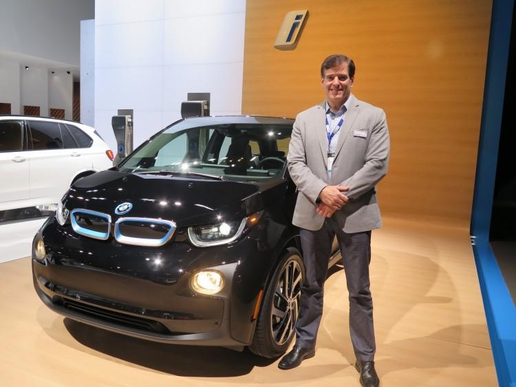 LA Auto Show 2015 ev charging 750x563