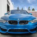 Laguna Seca Blue BMW M3 Modded At European Auto Source