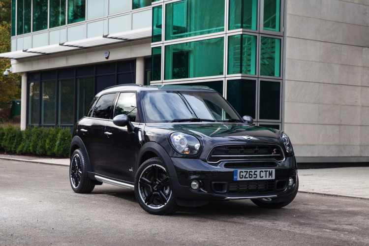 MINI Countryman Special Edition images 1 750x500