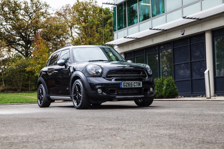 MINI Countryman Special Edition images 2 750x500
