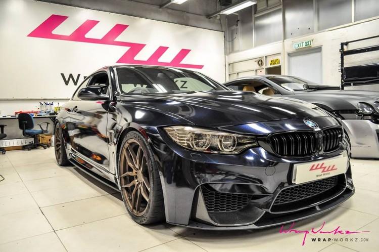 Midnight Blue BMW M4 12 750x498