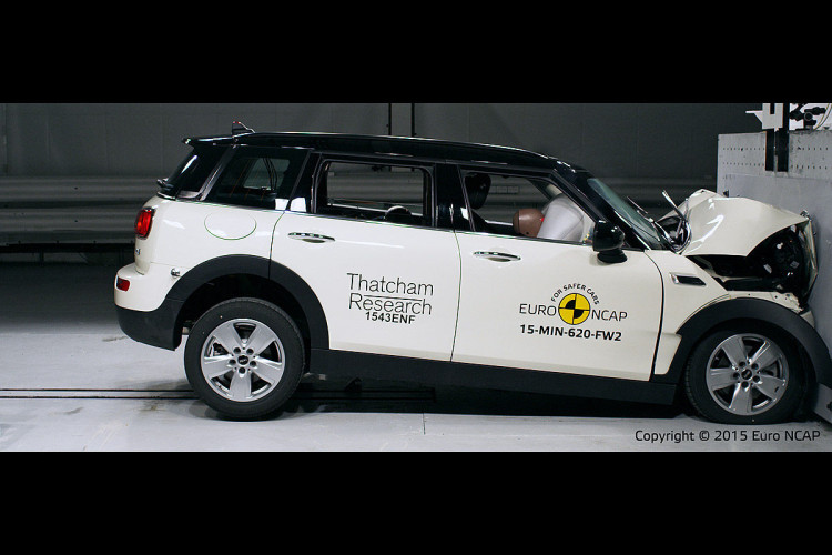 Mini Clubman Euro NCAP Crashtest 2015 1200x800 5 750x500