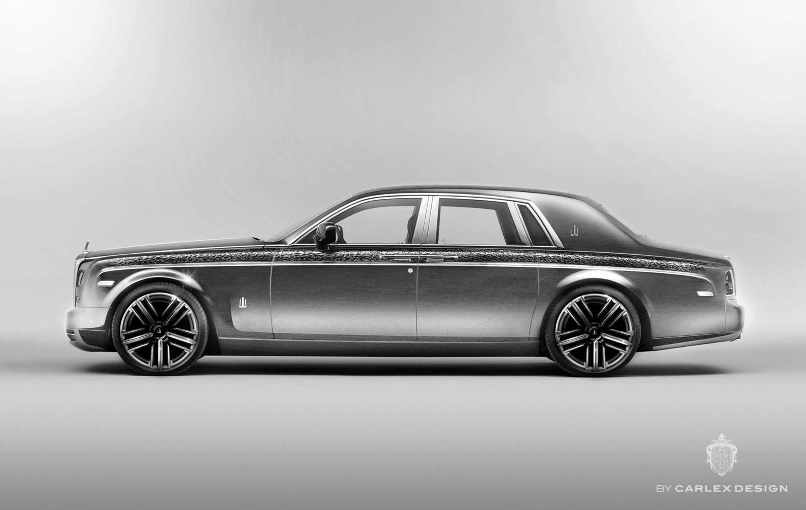 Rolls Royce Abyss Carlex Design 02