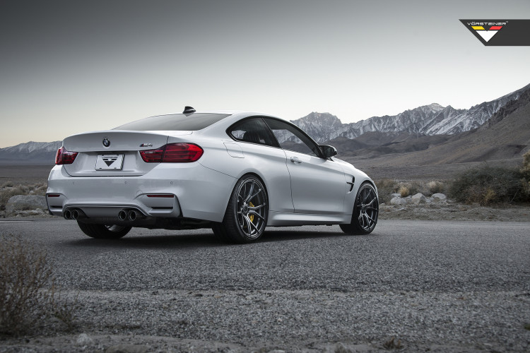 Vorsteiner BMW F82 M4 on V FF 103 wheels 3 750x500