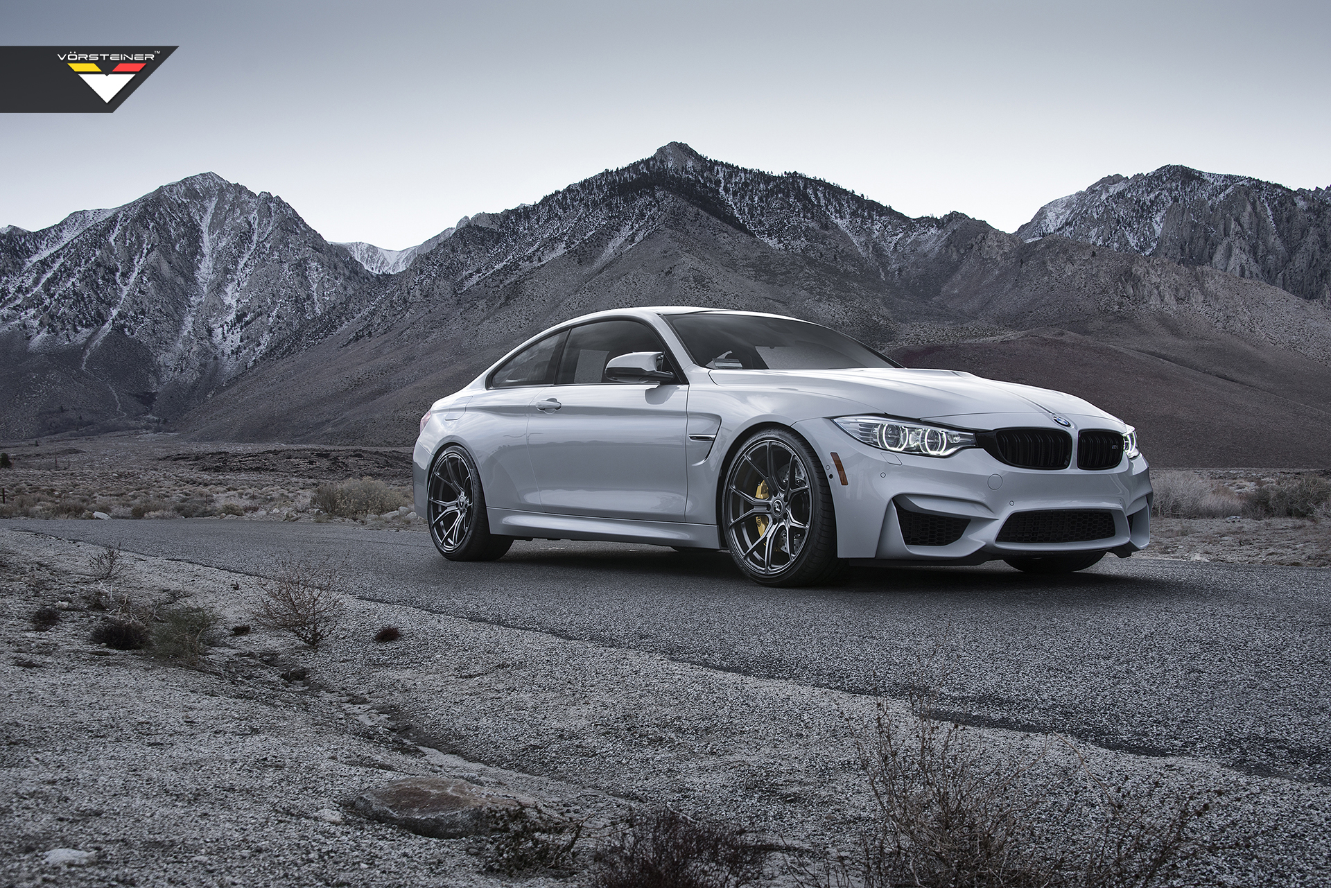Vorsteiner BMW F82 M4 on V FF 103 wheels 4