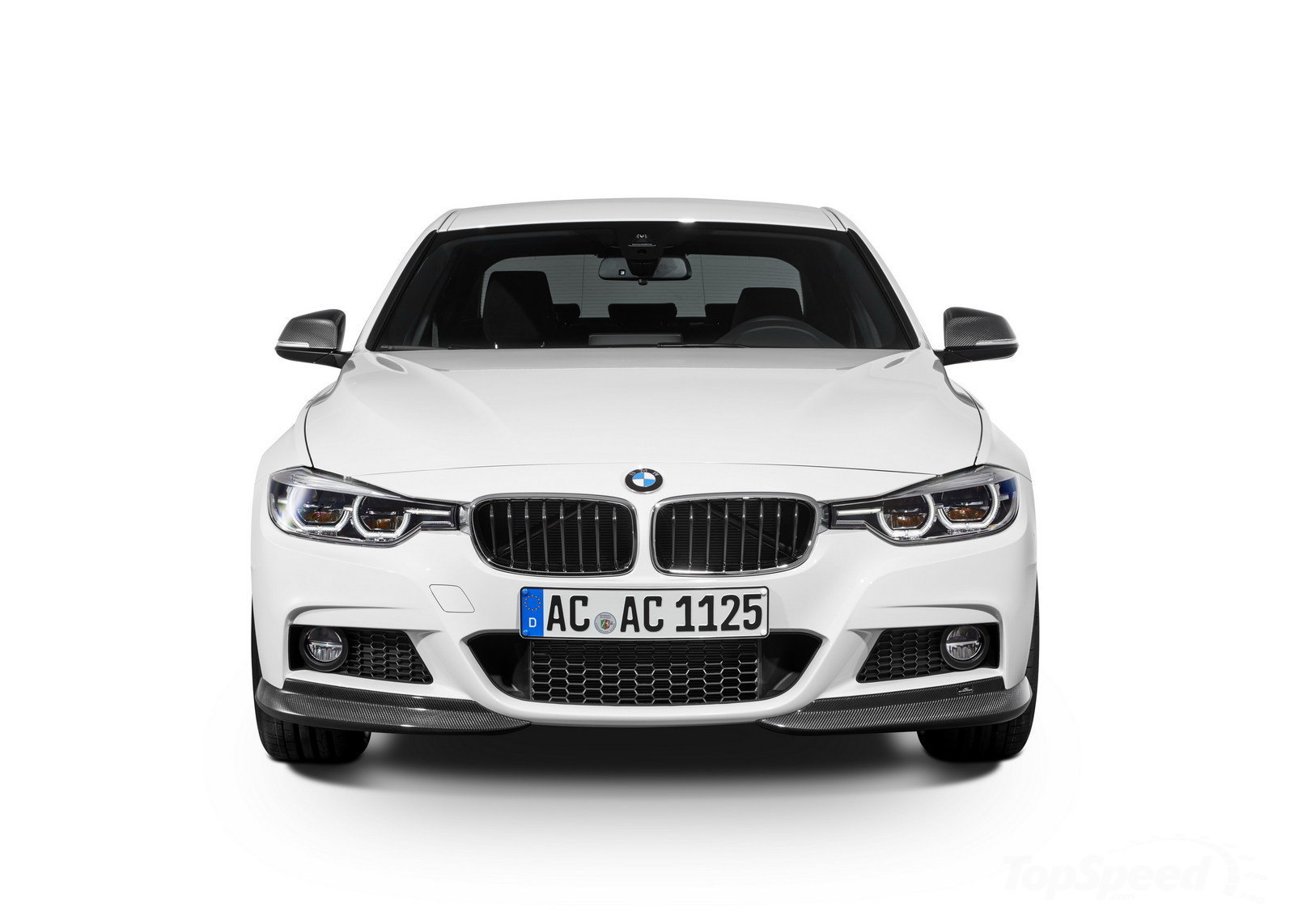 2016 Bmw 3 Series Facelift Gets The Ac Schnitzer Treatment