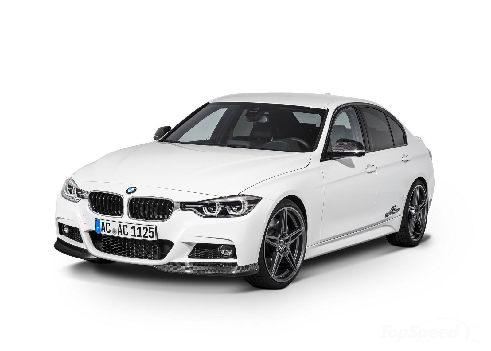 Bmw North America >> 2016 BMW 3 Series Facelift gets the AC Schnitzer treatment