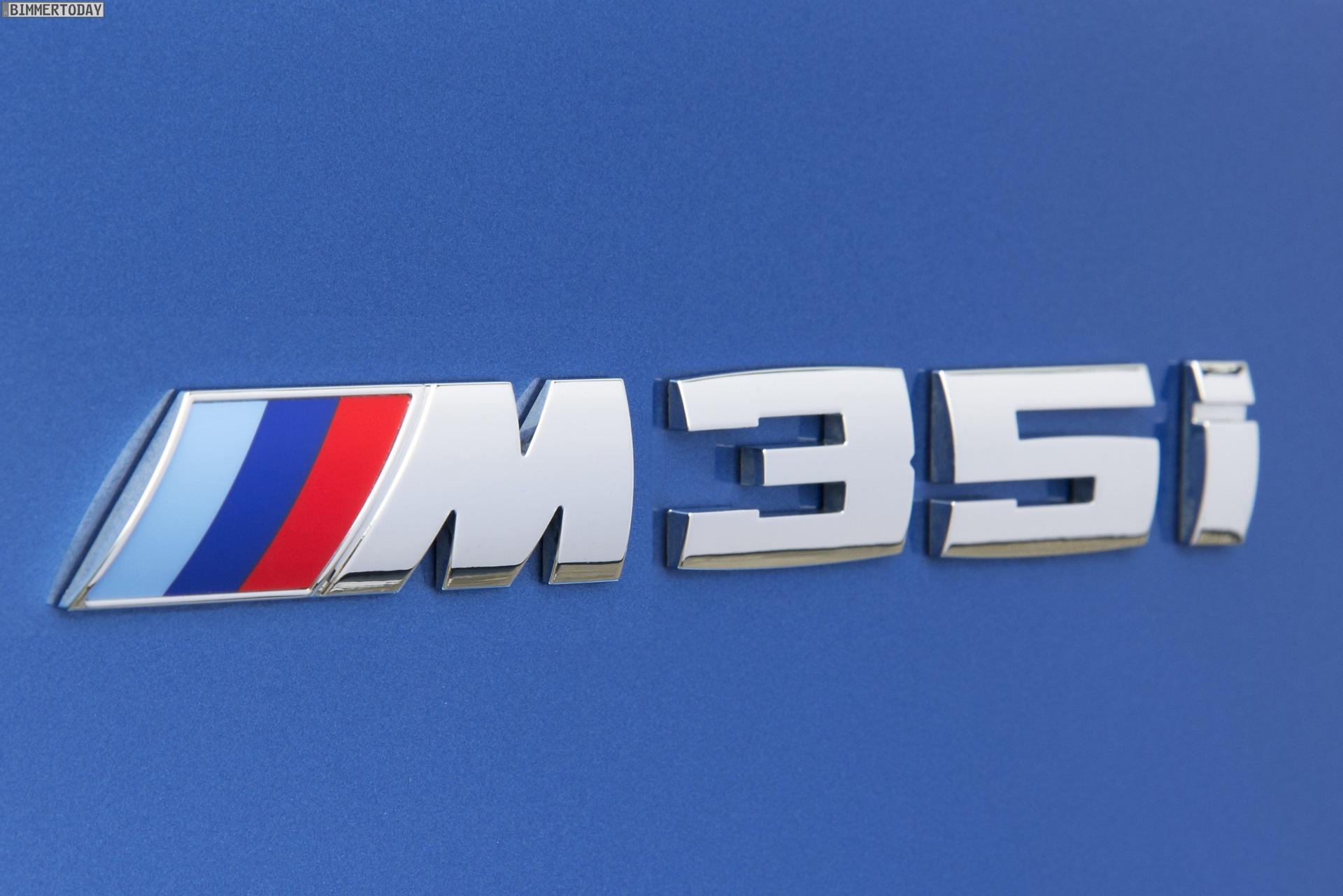 2016 BMW X1 M35i F48 Power SUV Vierzylinder Turbo B48