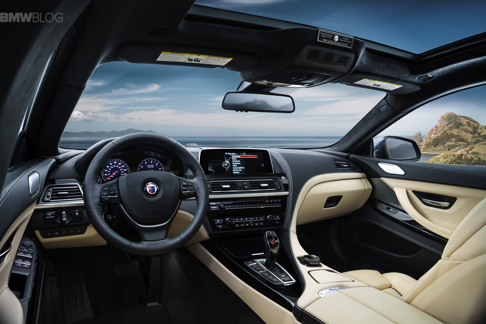 2016 Bmw Alpina B6 Xdrive Gran Coupe Images