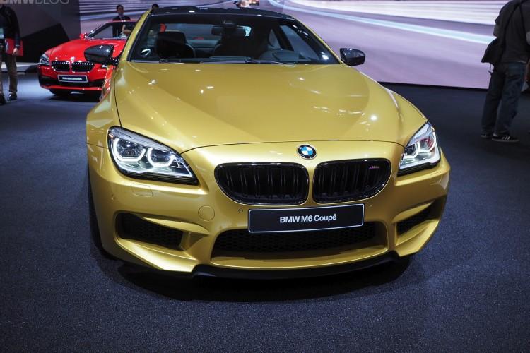Video: 2016 BMW M6 Coupe at Detroit Auto Show