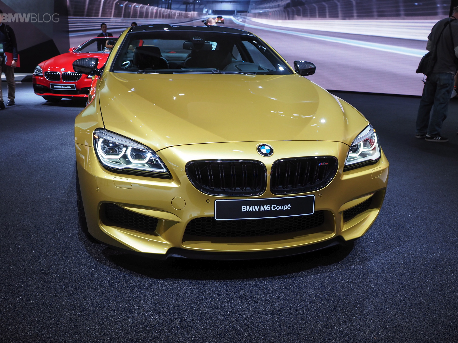 2016 bmw m6 coupe facelift austin yellow 02