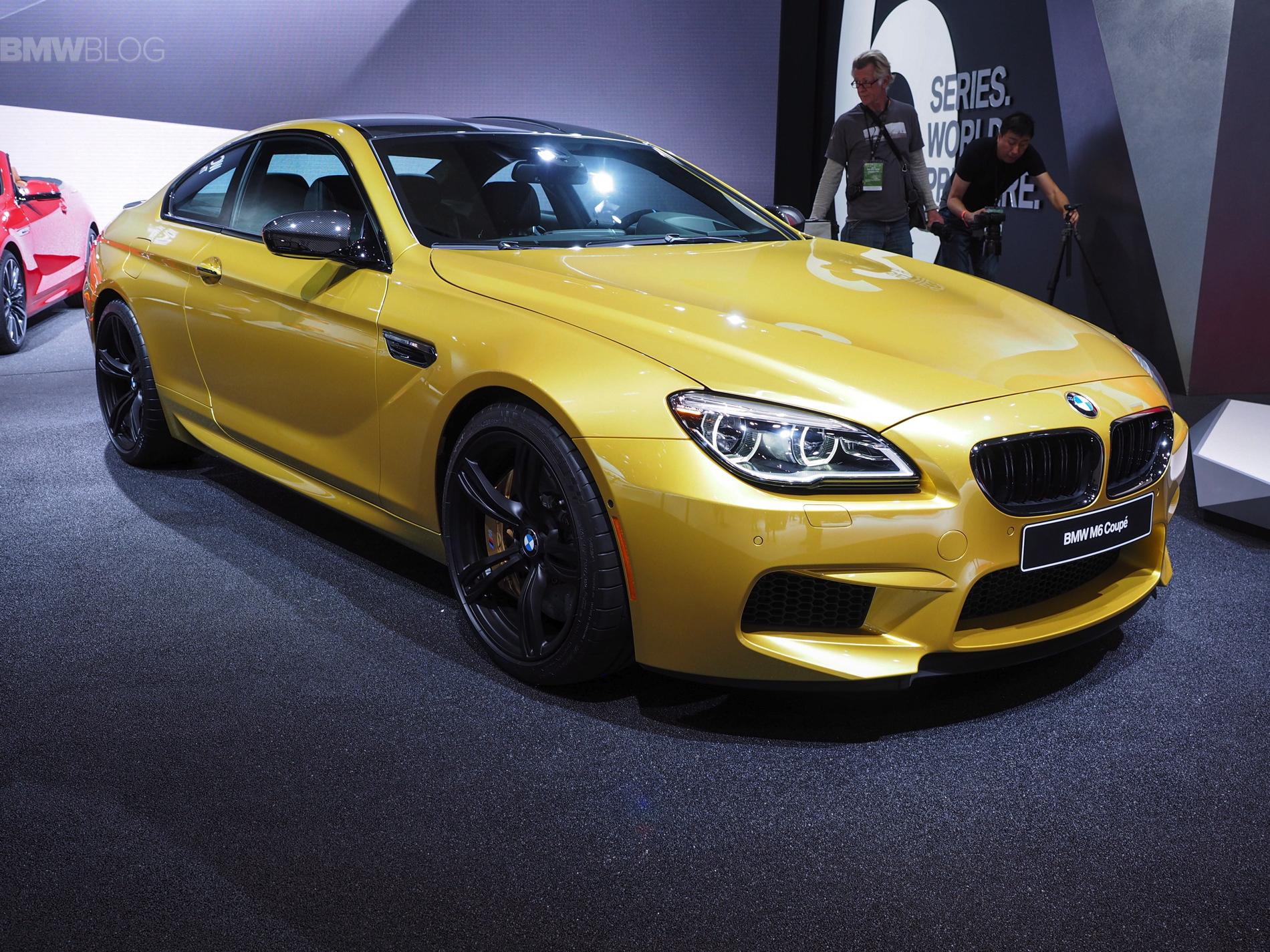 Video 2016 Bmw M6 Coupe At Detroit Auto Show